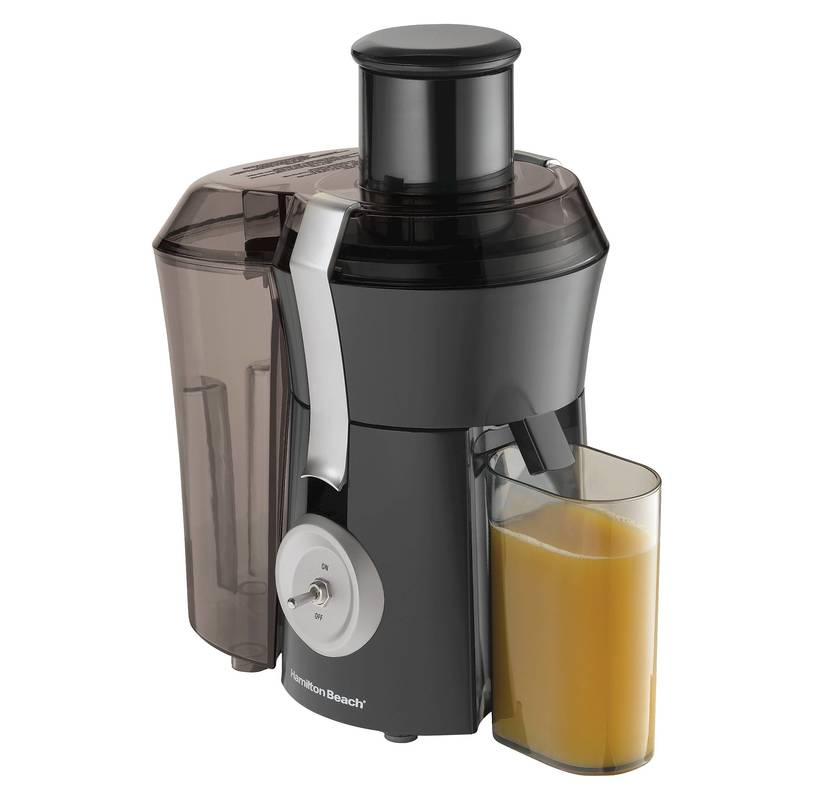 The Big Mouth® Pro Juice Extractor can take nutrition to the next level and help you kick-start a healthy lifestyle. Eating healthier and incorporating fruits and veggies into snacks or meals doesn't have to be boring, expensive or time-consuming.
